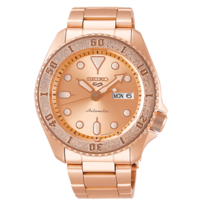 5 Sports Street Style Rose Gold IP