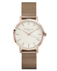 The Tribeca White-Rosegold