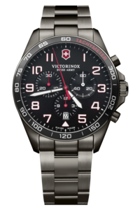 FIELDFORCE SPORT BLACK/RED DIAL, ARMYS